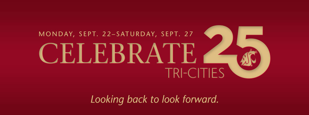 WSU Tri-Cities 25th Anniversary Celebration In Richland, Washington