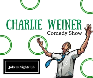 Charlie Weiner Comedy Show: The Guy