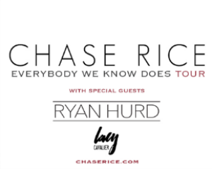 Chase Rice 'Everybody We Know Does' Tour at Toyota Arena in Kennewick