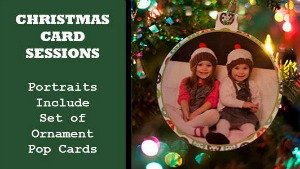 Christmas Card Sessions - Keep Holiday Memories Alive with the Jones Custom Photography | Richland, WA