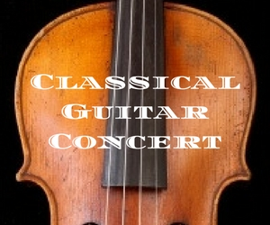 Classical Guitar Concert at Richland Washington Public Library: A Complimentary Music Performance at the Library