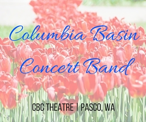 Columbia Basin Concert Band: Randy Hubbs' 27th Year as CBC Band Director in Pasco, WA