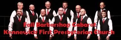 Fall Barbershop Cabaret At Kennewick First Presbyterian Church
