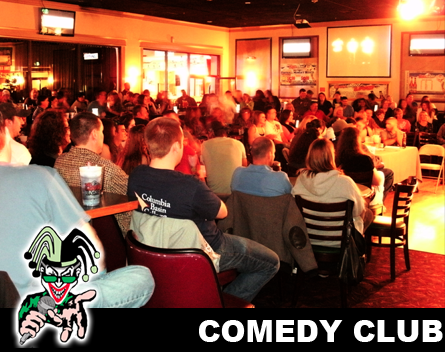 Funniest Portland Comedians At The Jokers Comedy Club Richland, Washington