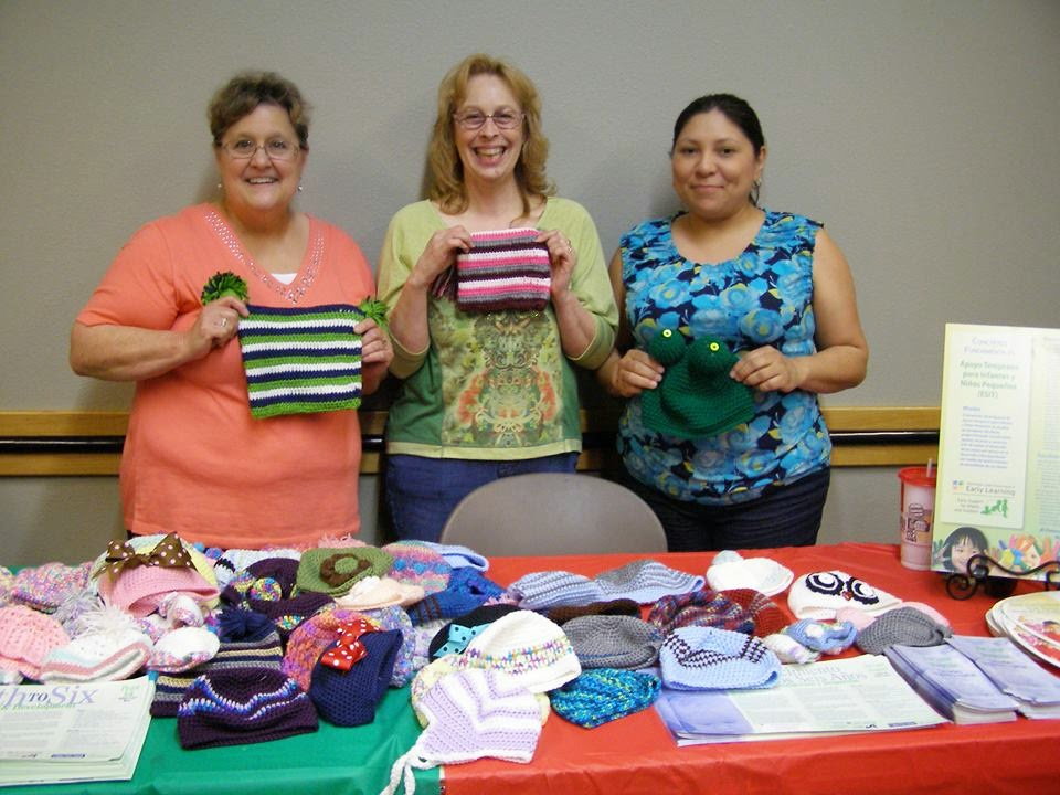 Community Baby Shower At The Mid-Columbia Library Kennewick, Washington