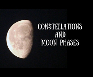 Constellations and Moon Phases: A Presentation of Hands In for Hands On Tri-Cities and Mid-Columbia Libraries | Pasco, WA