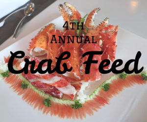 4th Annual Crab Feed: An Eat All You Can Family Crab Feast Presented by St. Patrick Catholic School in Pasco WA