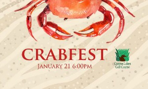 Crabfest 2017 - Indulge in Tasty Crab Meals at Canyon Lakes Golf Course | Kennewick