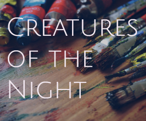 Wet Palette Party Presents Creatures of the Night: Experience Painting Like You've Never Had Before | Richland, WA