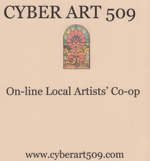 Cyber Art 509 Art Show At Powers Winery Kennewick, Washington