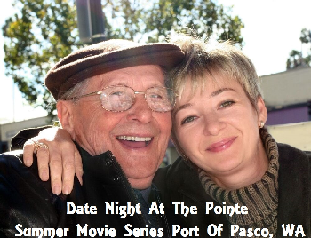 Date Night At The Pointe: Summer Movie Series Port Of Pasco, WA