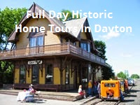 Full Day Historic Home Tours In Dayton, Washington