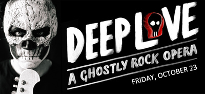 Deep Love: A Ghostly Rock Opera Gesa Power House Theatre Walla Walla, Washington
