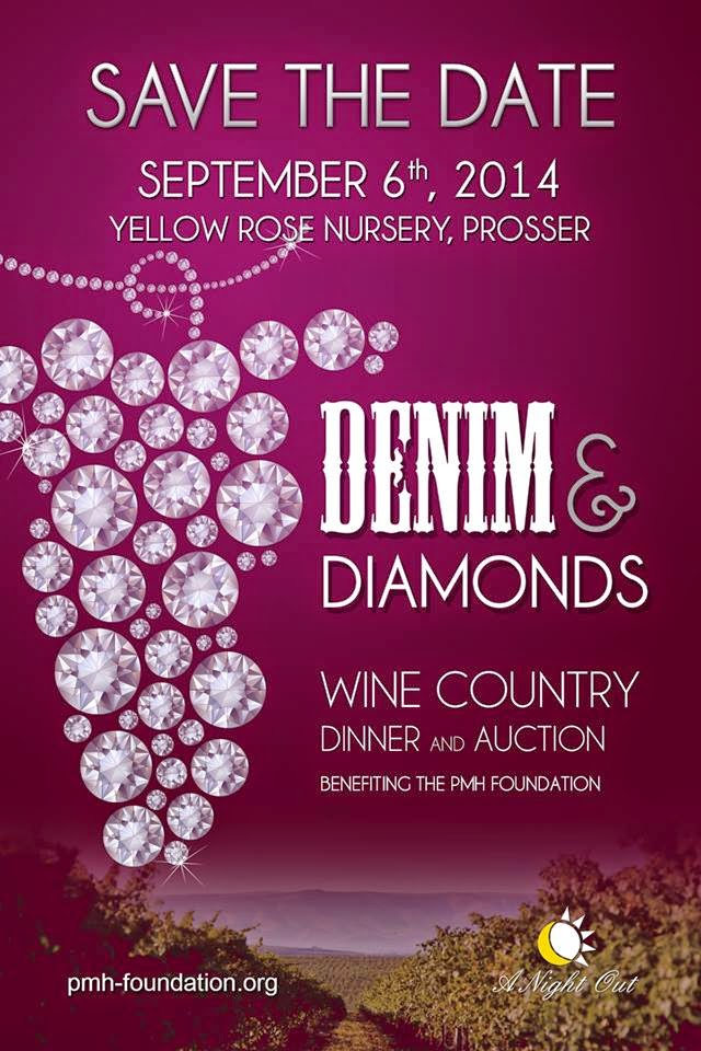 Denim & Diamonds Benefit At Yellow Rose Nursery Prosser, Washington