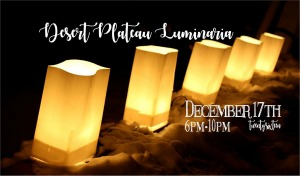 31st Annual Desert Plateau Neighborhood Luminaria: Feast the Eyes with Lighted Lanterns, Delight the Heart with Donations | Pasco WA