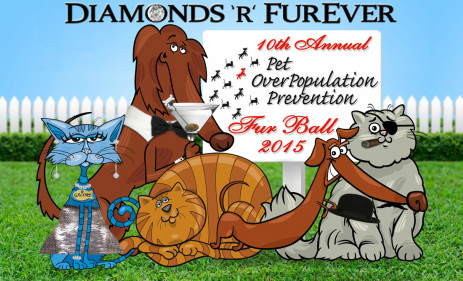 Diamonds 'R' FurEver POPP Fur Ball Three Rivers Convention Center Kennewick, Washington