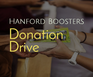 Hanford Boosters - Donation Drive Hosted by Goodwill of the Columbia | Richland, WA