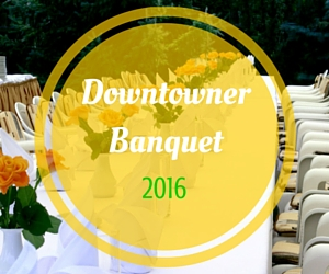 The 2016 Downtowner Banquet: Be a Part of an Event for a Good Cause, Light Up Downtown in Kennewick, WA