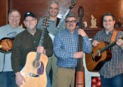 Badger Mountain Dry Band -  Bluegrass At The Emerald of Siam Richland, Washington