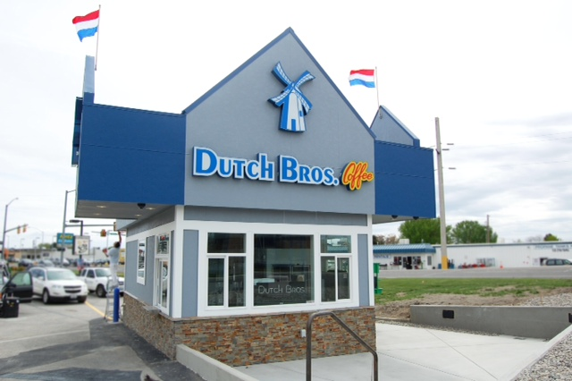 Dutch Bros. Coffee - Community Food Drive For 2nd Harvest Tri Cities, Washington