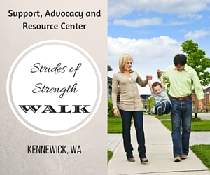 Support, Advocacy and Resource Center Presents the 10th Annual Strides of Strength Walk: Empowering Crime Victims and Survivors | Kennewick