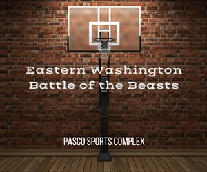 Eastern Washington Battle of the Beasts: A Series of Basketball Contests For All Genders and Ages at Pasco, WA Sports Complex