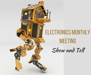 Electronics Monthly Meeting - Show and Tell | Sharing of Stories Relating to Electronics for Individuals Ages 8+ at Confluent Space Tri-Cities in Richland, WA