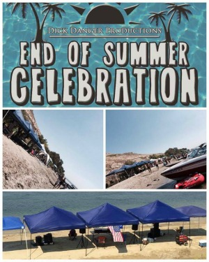Dick Danger Productions End of Summer Beach Bash: An Alvarez Auto Sales Presentation | Carbody Beach in Pasco, WA