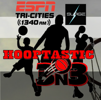 ESPN Hooptastic 3on3 Basketball Tournament In Kennewick, Washington