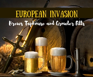 European Invasion at Brews Taphouse and Growler Fills: Experience the Best Belgian Beers in Pasco, WA