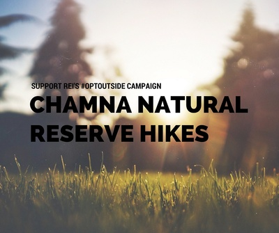 #OptOutside | Support REI's Campaign by Hiking Chamna on Black Friday