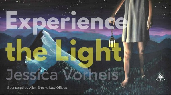 'Experience the Light' Featuring Jessica Vorheis Artist Reception at DrewBoy Creative | Richland, WA