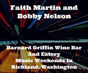 Barnard Griffin Wine Bar And Eatery Music Weekends In Richland, Washington