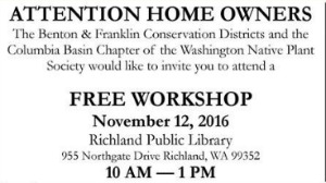 Fall Heritage Garden Workshop: How Does Your Garden Grow: Hear It Straight From the Experts | Richland, WA
