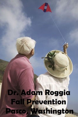 Dr. Adam Roggia Talks About Fall Prevention In Pasco, Washington