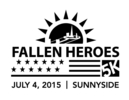 Fallen Heroes 5K Jerry Taylor Veterans Plaza Sunnyside, Washington