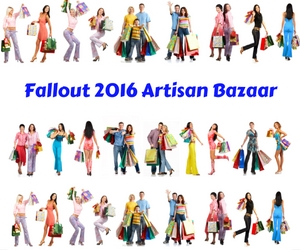 Fallout 2016 Artisan Bazaar: Local Top Artisans Shops in Just One Venue | Kennewick, WA