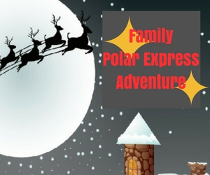 Family Polar Express Adventure Hosted by the Down Syndrome Association of the Mid-Columbia | Richland, WA