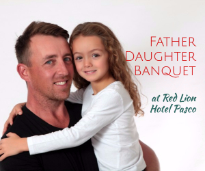 'Night in Paris' - Father-Daughter Banquet: Lauding the Guidance of All Daddy Figures | Pasco, WA