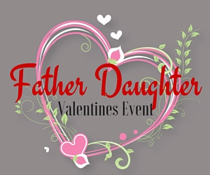 Father Daughter Valentines Event | Carousel of Dreams, Kennewick