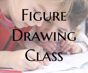 Figure Drawing Class for Youth and Beginner Ages 14 and Above at Confluent Space Tri-Cities | Richland, WA