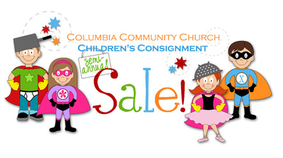 Fall/Winter Children's Consignment Sale Columbia Community Church Richland, Washington