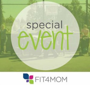 FIT4MOM's One Year Anniversary Featuring Free Stroller Strides Class and Kids' Activities | Richland, WA
