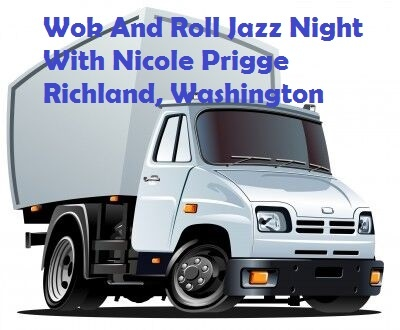 Wok And Roll Jazz Night With Nicole Prigge In Richland, Washington