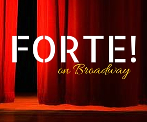 FORTE! on Broadway - A Spectacular Performance of Music and Choreography: Renditions of Broadway Favorites | Kennewick, WA High School