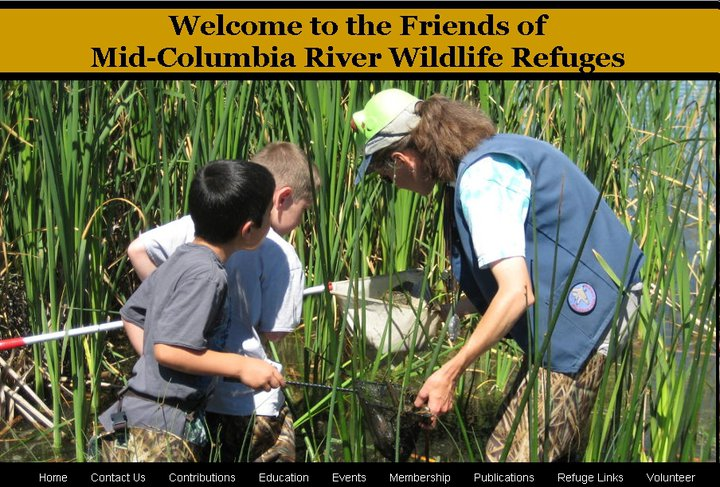 McNary Environmental Education Center Presents Winter Birds Burbank, Washington