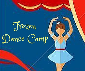 Frozen Dance Camp for Kids: Elsa, Anna and Olaf Fanatics Dancing the Afternoon Away | Kennewick Dance Connection