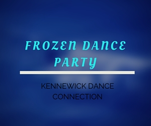 Frozen Dance Party presented by Kennewick Dance Connection