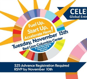 Fuel Up, Start Up, Accelerate Here! - In Celebration of Global Entrepreneurship Week Hosted by the Leadership Tri-Cities and City of Kennewick