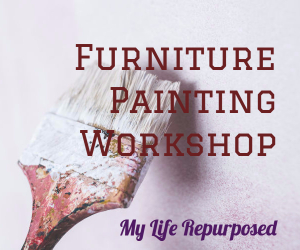 Furniture Painting Workshop Featuring Large Items at My Life Repurposed in | Kennewick WA